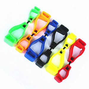 pcs glove holder plastic working Glove Clip Work clamp safety work gloves clips Guard Labor supplies AT-1 type