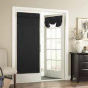 Eclipse 14898026068BLK Tricia Thermal Door Panel,Black,26x68