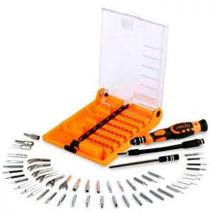 JAKEMY JM-8150 Screwdriver Tools Set – 52 in 1